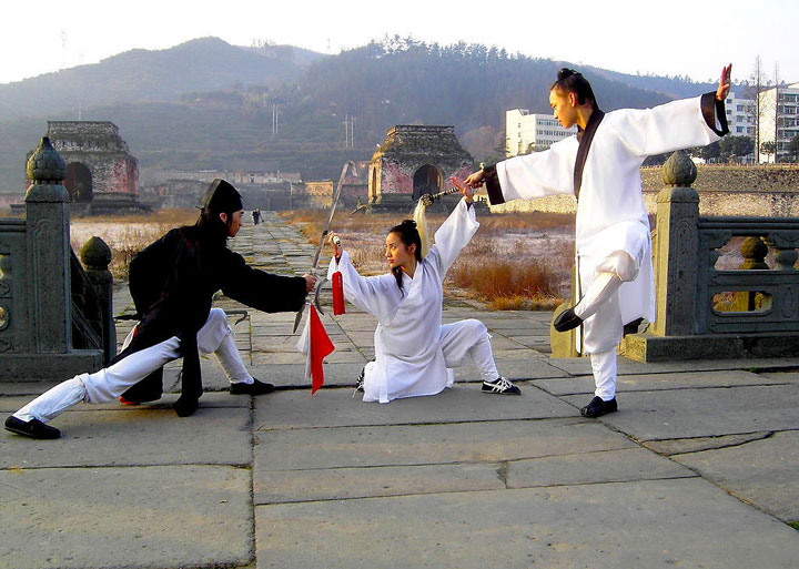 Forum tai-chi-chuan