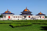 Ordos Mausoleum of Genghis Khan