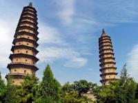 Taiyuan Twin Pagoda Temple