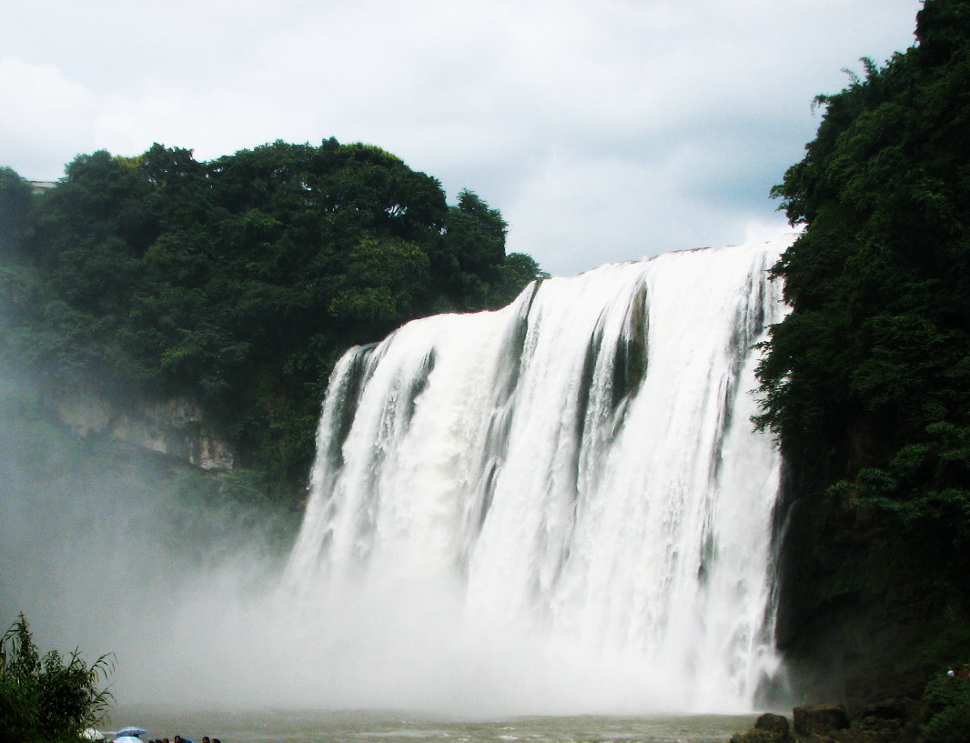 Anshun China  city photo : Anshun Huangguoshu Waterfall, Anshun City, Guizhou City China, China ...