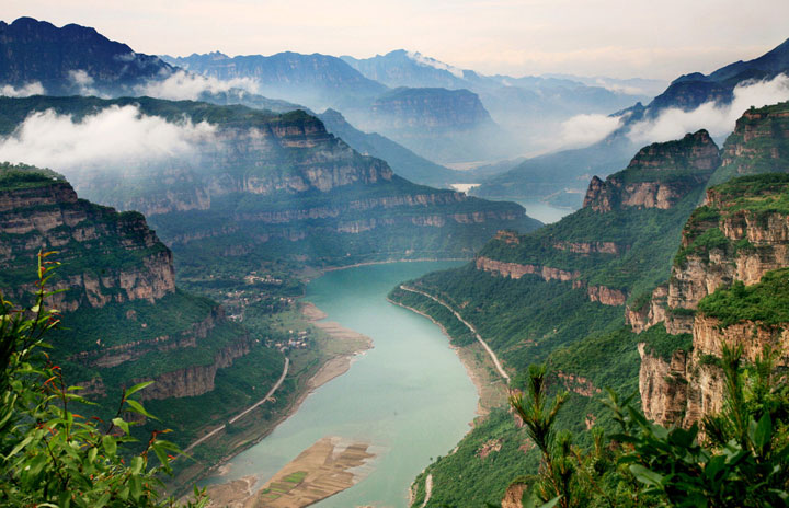 Changzhi Taihang Mountain Gorges