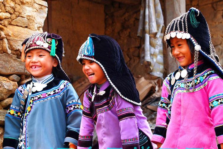 Mojiang Hani People