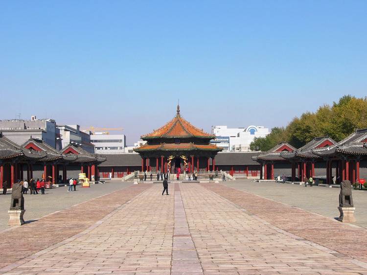 Shenyang Summer Palace