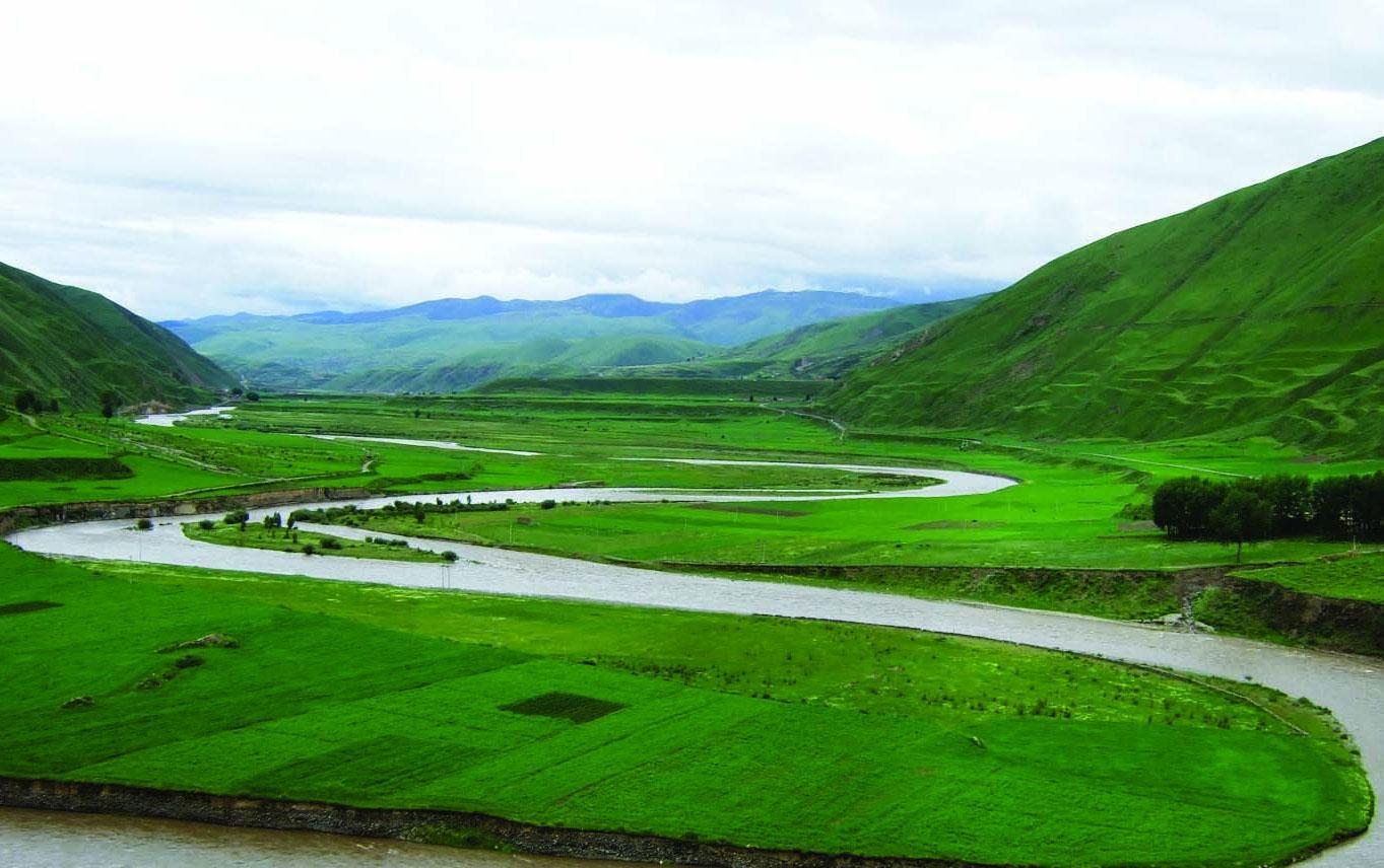 Kangding Kangding Landscape Sichuan City China China