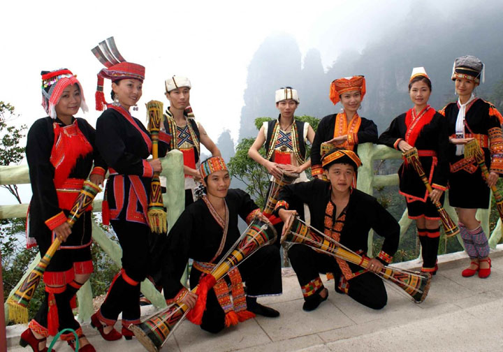 Jinxiu Yao People