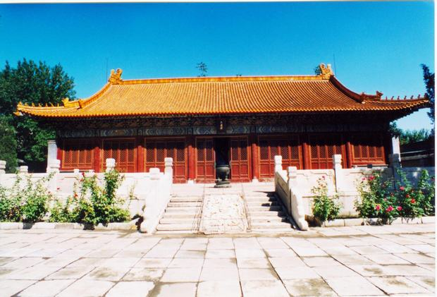 Travel Photos of China Confucianism Memorial Temple