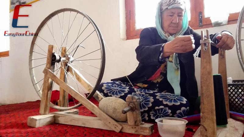 Xinjiang and Silk trips