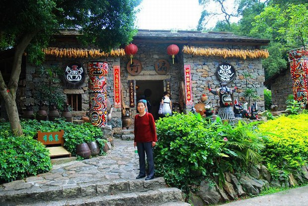 China Folk Culture Villages Residence