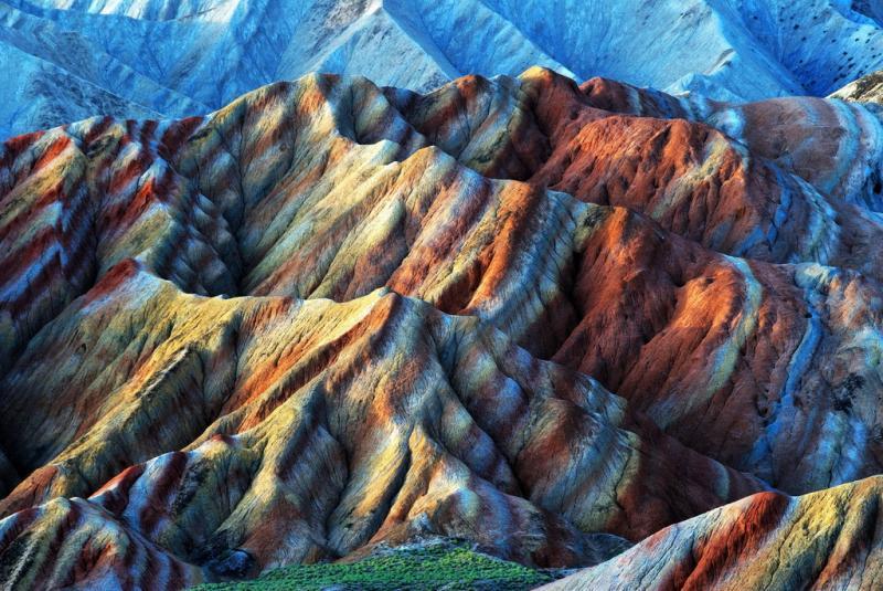 10-day Silk Road & Badain Jaran Desert Tour, SilK Road ...