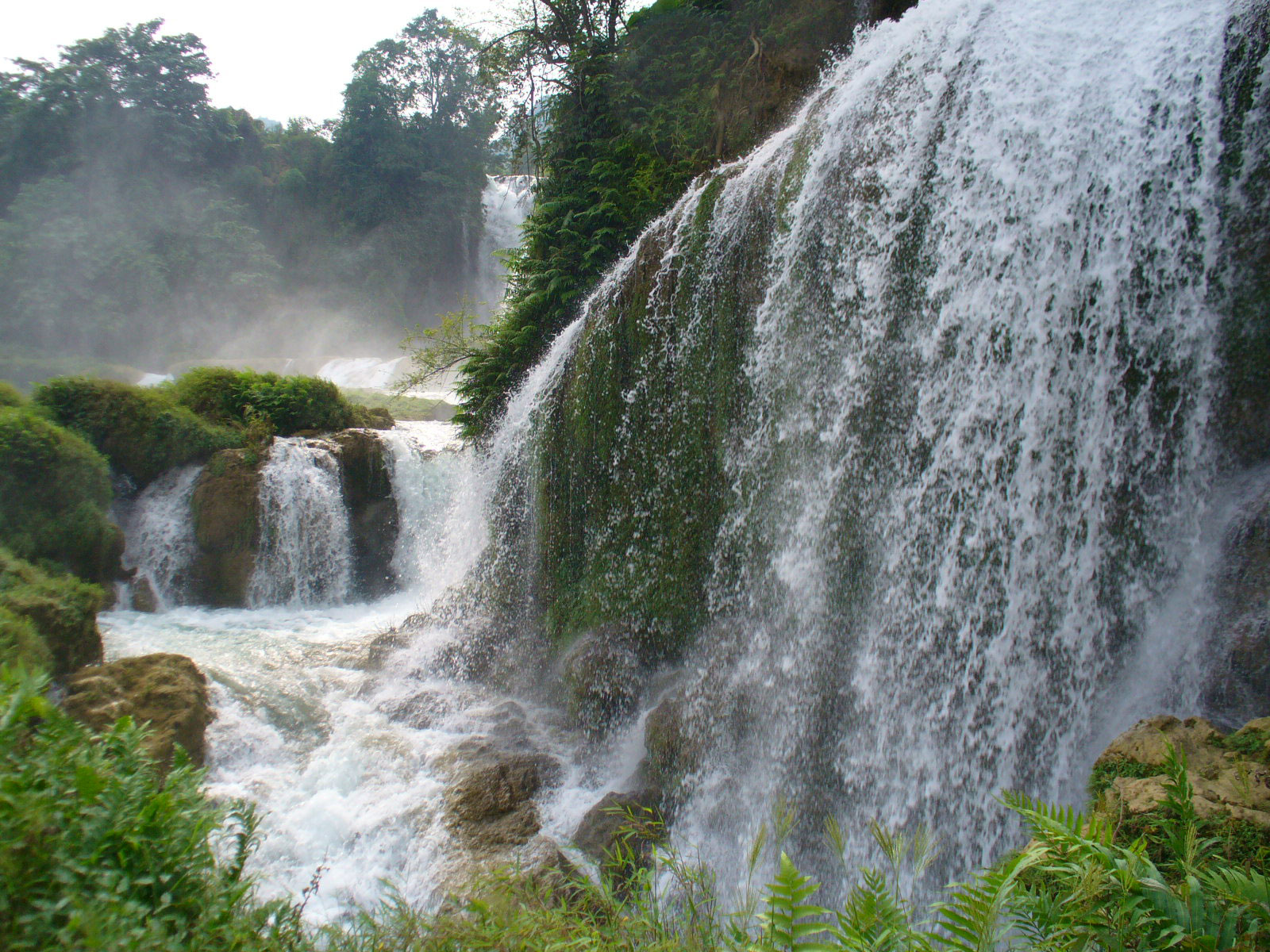 China s top 3 waterfalls easy tour china for Waterfall it