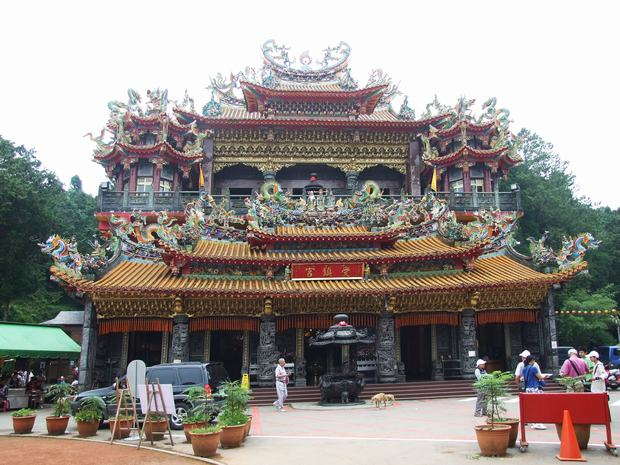 China Taoism Building
