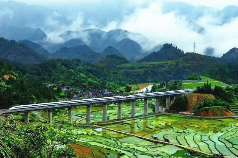 China bullet train tours