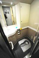 China High Speed Train Toilet