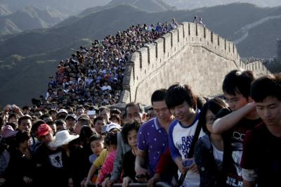 Avoid traveling in China during National Date holiday