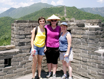 China Women Travel