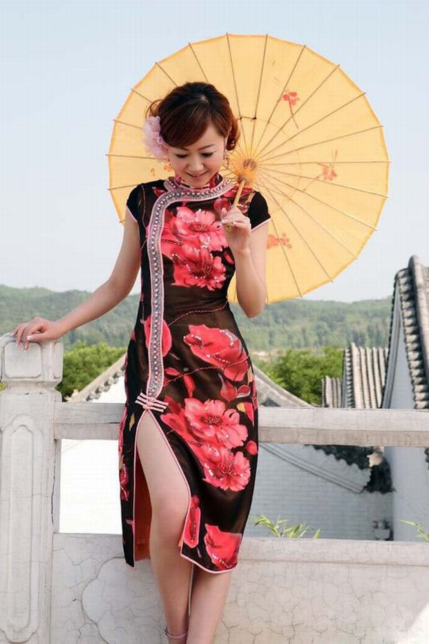 Beautiful Chinese Cheongsam