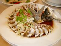 Wuhan Steamed Wuchang Fish