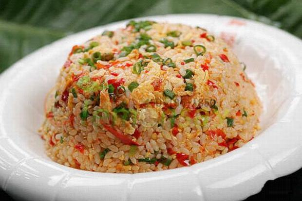 how to make fried rice with egg chinese style