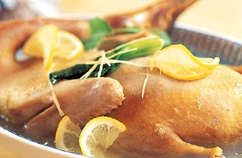 Nanning Lemon Duck