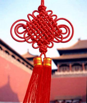Chinese Knots with Forbidden City