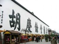 Chinese Medicine Museum of Hu Qinyu Pharmacy High Wall