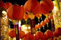 Chinese New Year Celebrations in Hong Kong