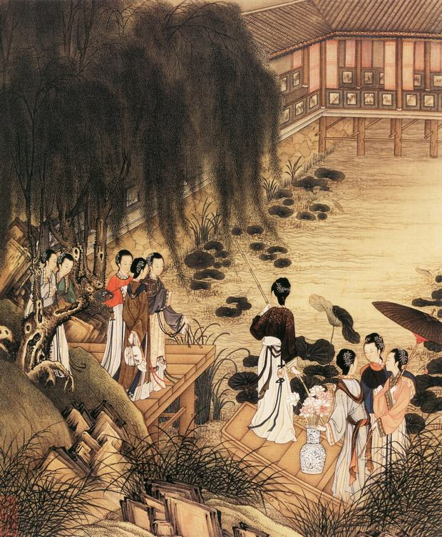 Ancient Chinese Painting Travel Photos Amp Images Of