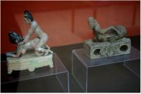 Ancient Chinese Sculptures about Sex