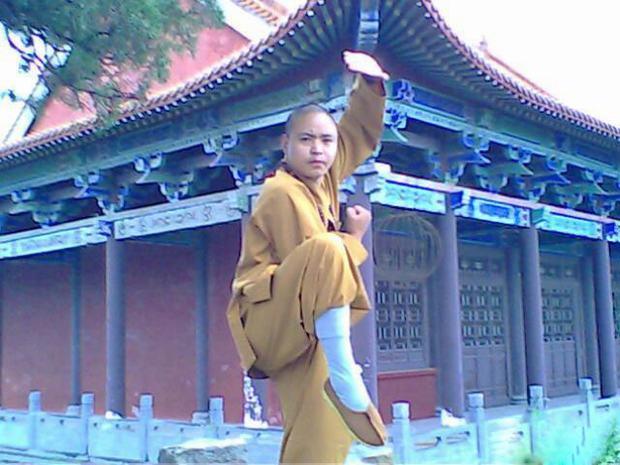 Shaolin Kong Fu, Chinese Wushu Picture - Easy Tour China