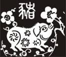 Pig of Chinese Zodiac