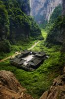 Ancient Post Station in Wulong Chongqing