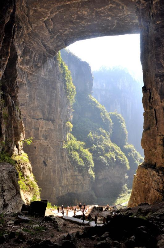 China Chongqing Tours