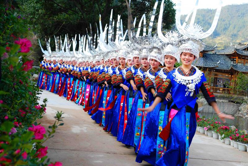 China ethnic culture tours