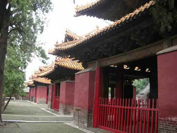 CConfucius Temple Building