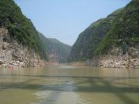 Two Sides of Daning River and Less Three Gorges