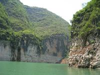 Float Down the Daning River and Less Three Gorges