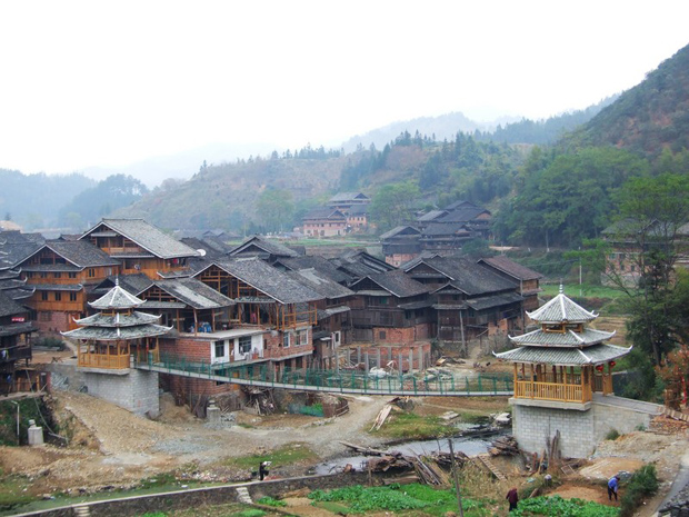Danzhou Ancient Town Local Residences