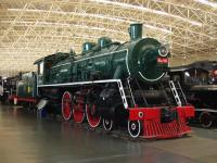 Datong Steam Locomotive Exhibition Hall Coal-fuelled Steam Locomotive