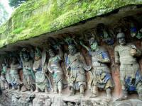 Dazu Grottoes Rock Carvings