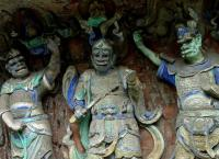 Dazu Grottoes Sculpture
