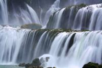 Detian Waterfall in Daxing Country