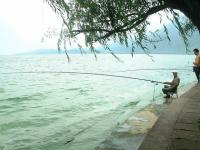 Dianchi Lake and Daguan Park Fishing