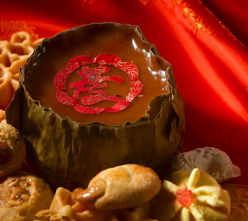 Popupar Chinese winter food