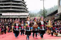 Travel Photos of Dong Minority Culture and Art Festival