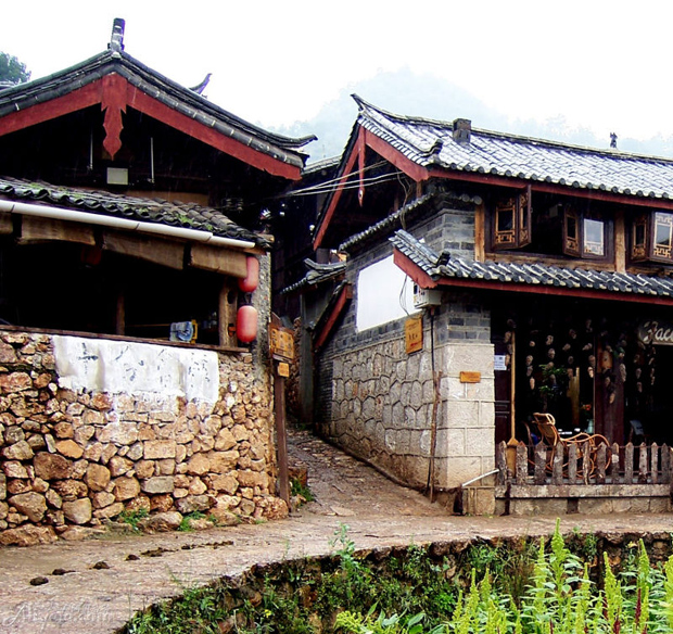 Dongba Museum Local Residences