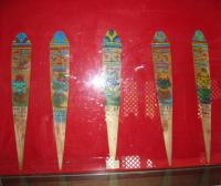 Dongba Museum colorful Paintings