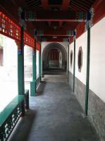 Corridor of Dongsi Mosque