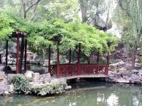 Traditional Garden in Suzhou