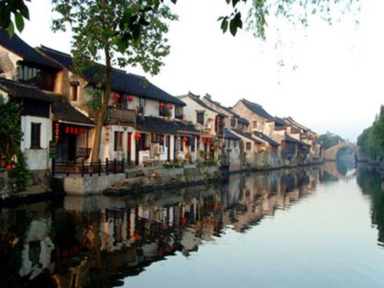 Zhouzhuang Watertown Tours