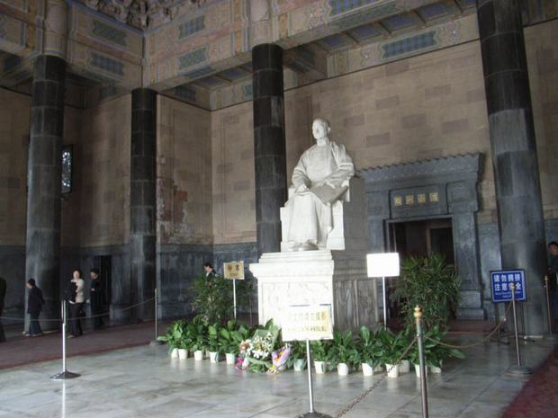 Dr. Sun Yat-sen's Mausoleum Figure Sculpture